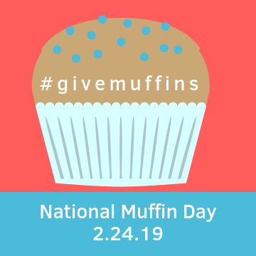 National Muffin Day